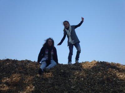 « Samantha & Margaux : Une baille de lovance ♥ »