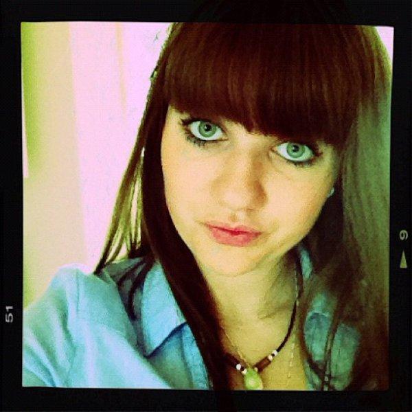 Manon , 15 ans, Lycéenne , En couple   ♥