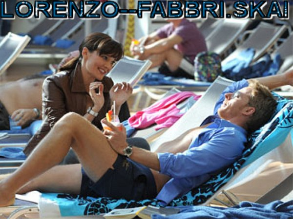 En vacances Lorenzo? :D