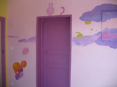 Décoration Murale Pour Une Chambre D'Enfant . - Blog De Sylviedecors