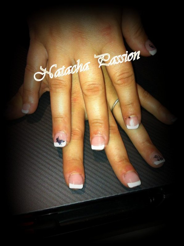 Pose sur Ongle rongé