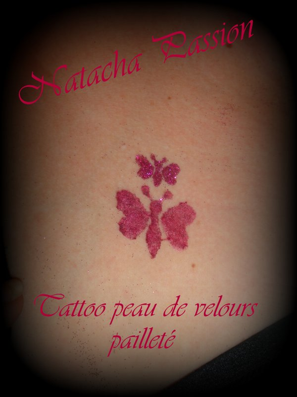 Tatoo temporaire
