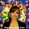 AngelinaJolieKiss