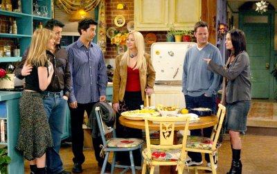 Jennifer Aniston refuse l'adaptation de Friends au cinéma « Friends a sa place dans un salon, pas au cinéma »