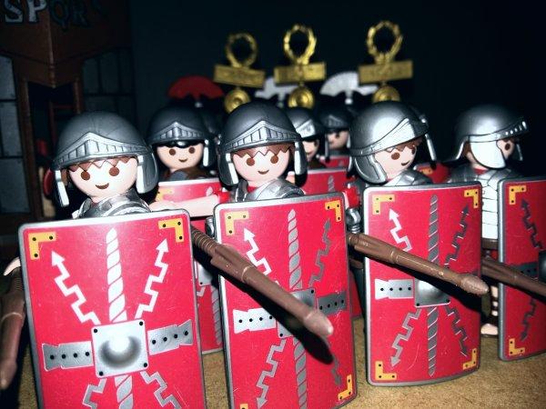 Les legions romaines