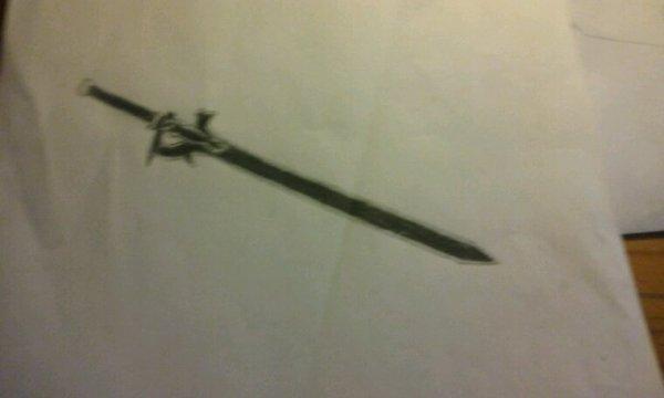 L'épée de Kirito