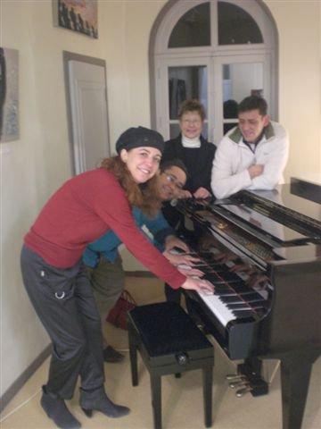 Auditions des élèves de piano le 18 juin 15h00 à la Halle