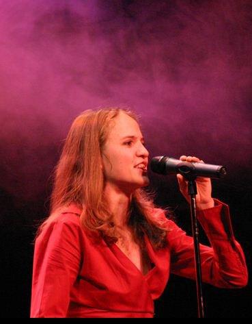 Concert gospel avec Natacha Maratrat en Novembre à la Halle