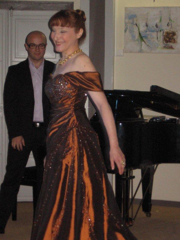 Soirée Bel Canto vendredi 18 Mai 2012