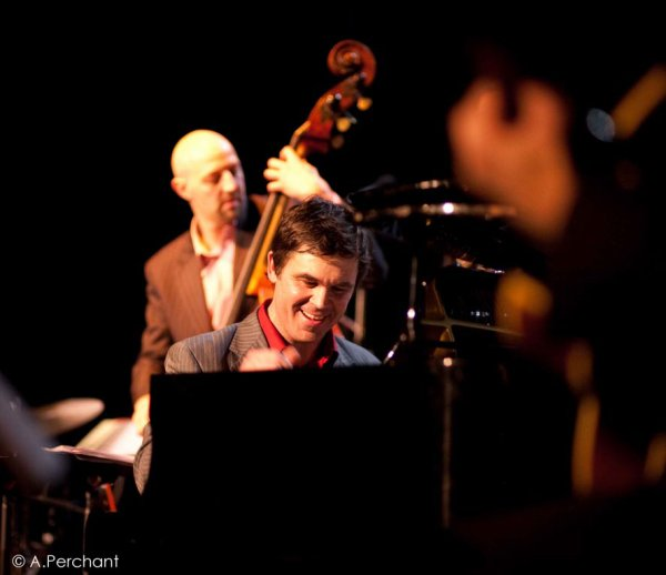 Jazz à la Halle le vendredi 19 octobre 2012 à 20h30