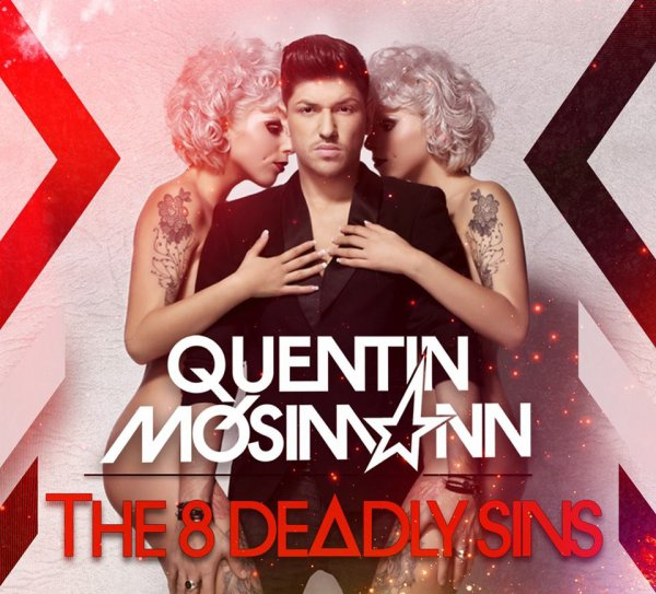 "BREAKING NEWS ! - My 3rd album ""The 8 Deadly Sins"" will be out on 25th of November 2013, brand-new cover in a preview showing attached ! You'll be able to get a special CD version of it on my shop www.quentinmosimannshop.com .  - The next single is be called ""Hello"" and featuring... The great and talented Amanda Wilson ! Out on 28th oc October 2013.."