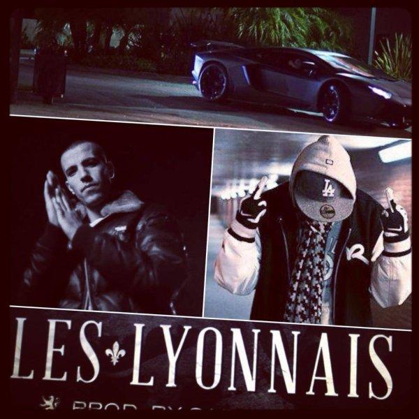 Rap Francais - Homiesyd & Fares - Les Lyonnais