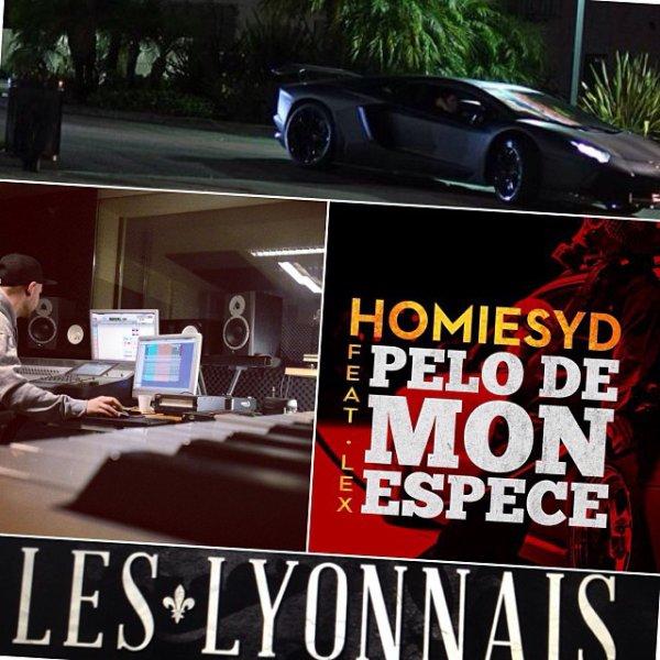 Rap Francais Playlist - Homiesyd - Les Lyonnais