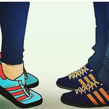 Casuals couple