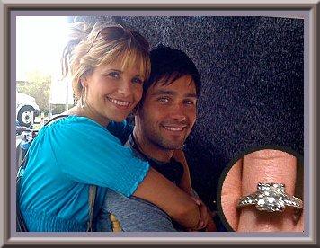Sally Pressman est fiancée