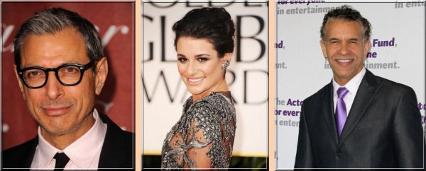 Casting: The Good Wife et Glee