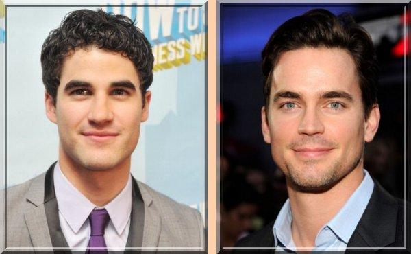 Matt Bomer dans Glee?