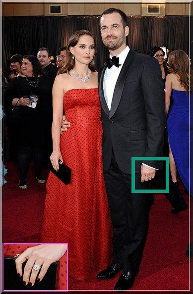 Natalie Portman est une femme mariée