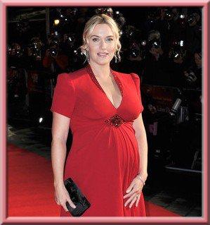 Kate Winslet, mère d'un petit garçon
