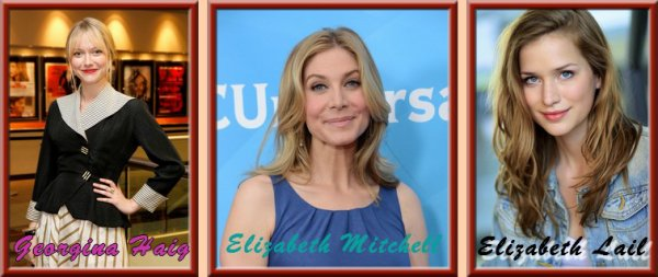 Elizabeth Mitchell rejoint Once Upon A Time