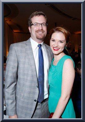 Sarah Drew et Scott Caan, des parents heureux
