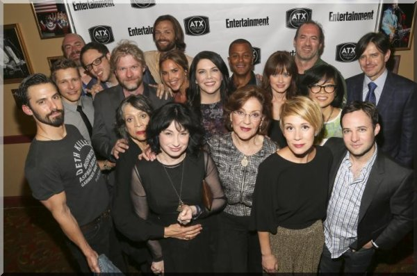 Les Gilmore Girls reviennent