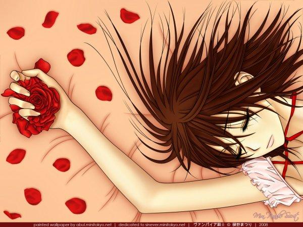 La rose symbole de la représentation de la femme de mes rêves !