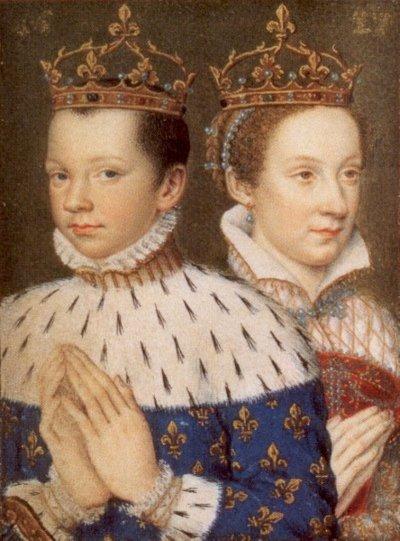 Marie Stuart ( 1542 - 1587 )