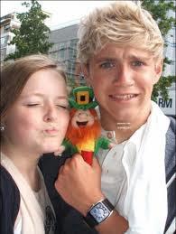 Niall et une directioner !