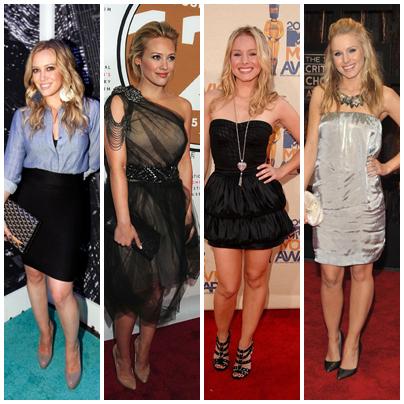 Quelles sont vos tenues préférées ?