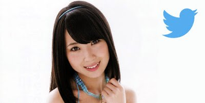 Takayanagi Akane ouvre sont compte twitter