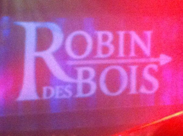 """Comédie musicale """" Robin des bois """""""