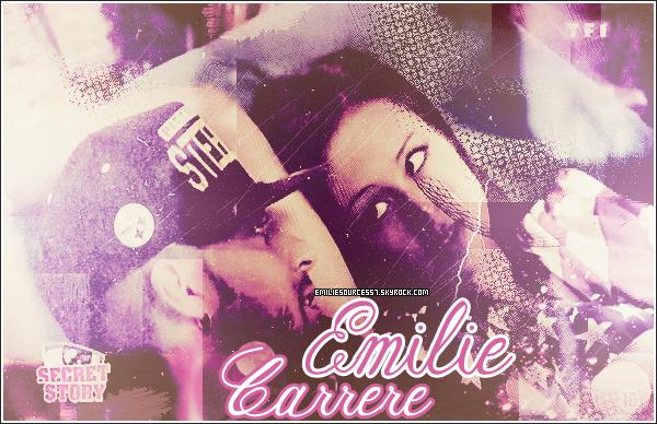 Bienvenu  sur Ta Source  sur la  Belle  Emilie Carrere !!!