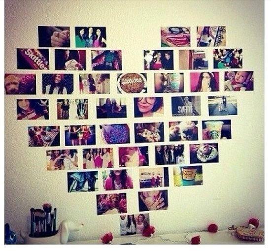 Voici une idée pour décorer votre chambre