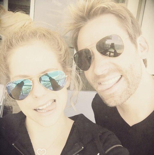Le couple Chavril continu d'ignorer les rumeurs de divorce