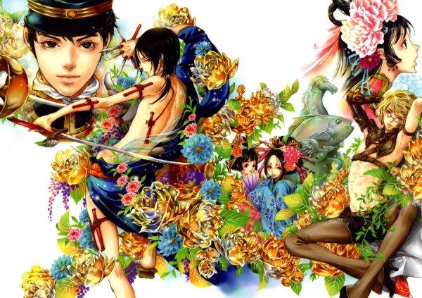 Image Manga #3