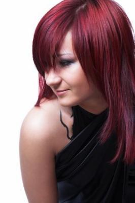 coloration rouge violine - Coloration Rouge Violine