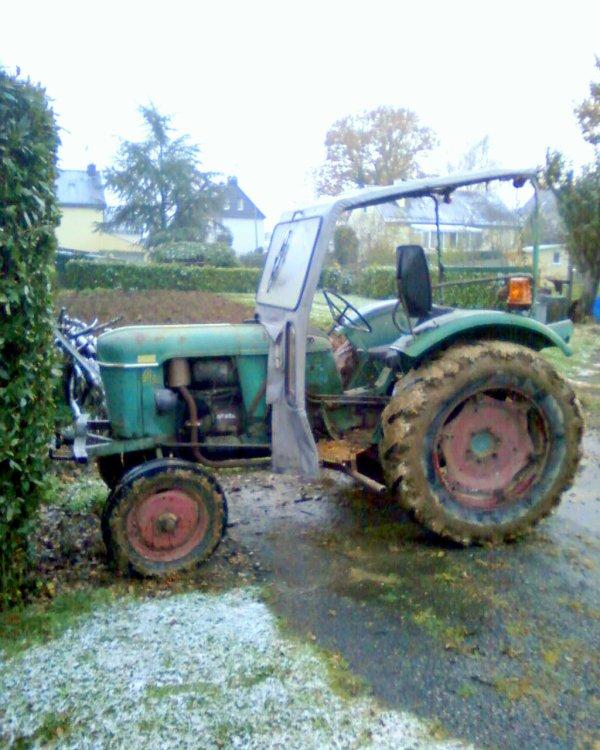 mon petit tracteur qui est a VENDRE