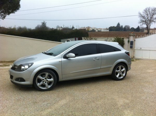 Ma voiture =)