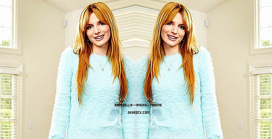 Qui est Bella Thorne ?♥