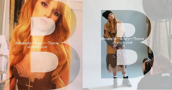 21 Août 2013 : Bella Lors d'un photoshoots pour JustJared.