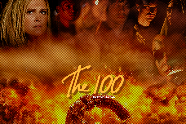 ► NETWORK-SERIES ◈ Article :  THE 100_______________________✦ Newsletter ✦ Création ✦ Décoration ✦