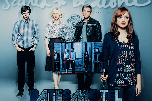 ► NETWORK-SERIES ◈ Article :  BATES MOTEL___________________✦ Newsletter ✦ Création ✦ Décoration ✦