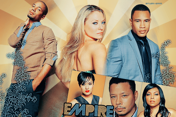 ► NETWORK-SERIES ◈ Article :  Empire_________________________✦ Newsletter ✦ Création ✦ Décoration ✦