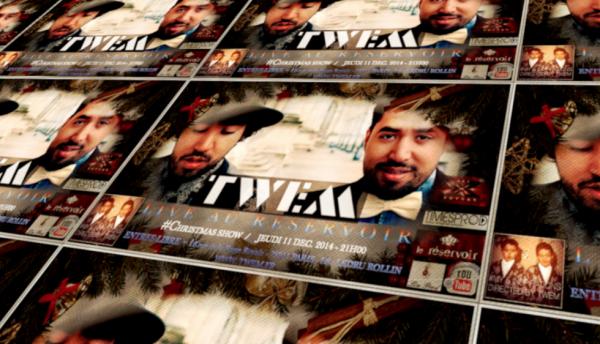 Concert de TWEM le 11 décembre 2014 au RESERVOIR !