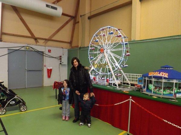 carquefou 2015 la visite des petits enfants