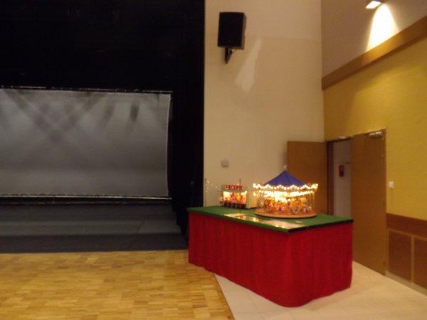 gala temps danse ( installation