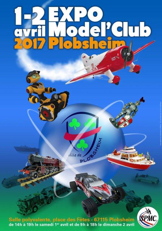 plobsheim le 1e et 2 avril 2017 seront present avec notre feteforaineminiature
