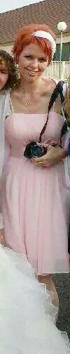 Au mariage de ma petite soeur !!