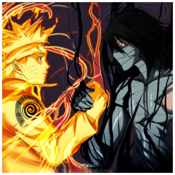 Bleach et Naruto.